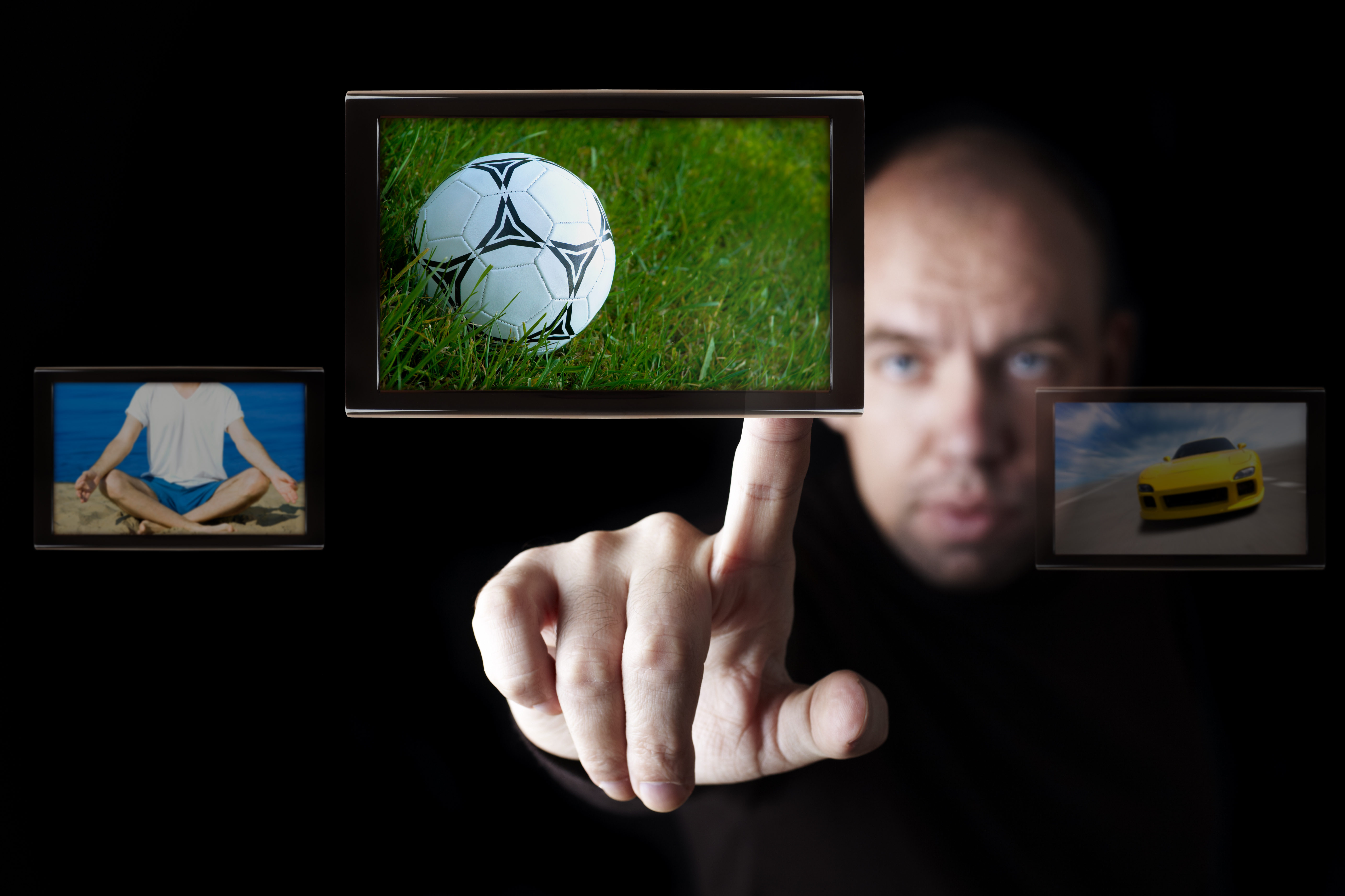 internet TV broadcasting